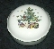 Nikko Christmastime Covered Candy Dish Trinket Box