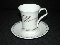 Dunoon 2000 The Millennium Bone China Cup & Saucer Set