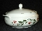 Royal Kent Staffordshire Holiday Holly 2 Qt Covered Casserole