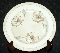 PTS International Interiors Linen Flower Salad Plates
