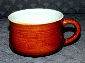 Red Wing Pottery Village Green Tea Cups