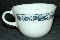 Pyrex Corning Old Town Blue Onion Tea Cups