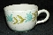 Franciscan China Tulip Time Ironstone Tea Cups