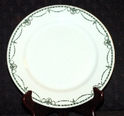 Warwick China Restaurant Adam Green Bread & Butter Plates