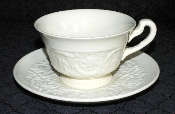Wedgwood Patrician Plain Old Cup & Saucer Sets