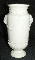 Shafford Japan Cambridge Creamware Tall Handled Vase