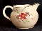 Arthur Wood 1904-1918 Floral Lattice Milk Jug