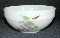 Anchor Hocking Fire King Gay Fad Fruit Mixing Bowl