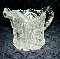 Imperial Glass Nu-Cut 212-1 Creamer