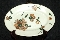 Buffalo China Ye Olde Ivory Restaurant Ware 1929 Pickle Dish