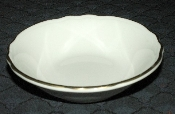 Homer Laughlin Vitrified Best China Gold Trimmed Fruit Bowls