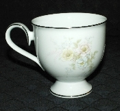 Noritake Anticipation Pattern 2963 Footed Tea Cups