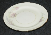 Homer Laughlin Eggshell Nautilus Tulip Bread & Butter Plates