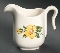 Harmony House Salem China Yellow Hibiscus Creamer