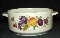 Lenox Summer Harvest Temperware 1.25 Quart Round Open Casserole