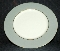 Castleton China Windemere Grey Dinner Plates