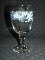 Debbie Mumm Snowflake All Purpose Goblets
