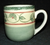 Pfaltzgraff Stoneware Garden District Mugs