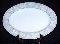 Noritake New Lineage Rosella Blue Bone China Platter