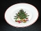 Cuthbertson American Christmas Tree Dinner Plates