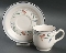 Noritake Shannon Spring Keltcraft Misty Isle Cup & Saucer Sets