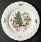 1995 Nikko Happy Holiday Jingle Bells 3rd Edition Plate
