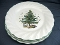 Nikko Happy Holidays Salad Plates