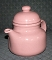 Waechtersbach Solid Colors Old Rose Teapot