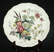 Copeland Spode Gainsborough Marlborough Shape Dinner Plates
