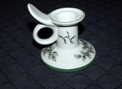 Spode Christmas Tree Candle Holder Chamber Stick