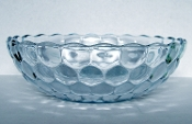 Anchor Hocking Sapphire Bubble Vegetable Bowl