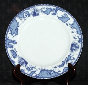 Vista Alegre Nautical Salad Dessert Plates