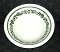 Buffalo China Kenmore Green Restaurant Ware Berry Bowls