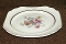 Canonsburg Pottery Keystone CAN20 Floral Square Dessert Plates