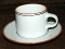 Dansk Cafe Normandy Cup Saucer Sets