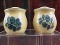 Pfaltzgraff Folk Art Salt & Pepper Shaker Set