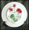 Block Spal Watercolors Geranium Salad Plates