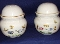 International China Heartland Salt Pepper Shaker Set