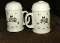 International China Heartland Stove Top Salt Pepper Shaker Set