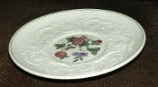 Wedgwood Patrician Tapestry Cream Soup Saucers
