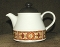 James Sadler Eames Era Geometric Medallion Teapot