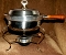 Kromex Holiday Chafing Dish Unused