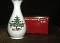 Nikko Happy Holidays Bud Vase