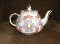Gibsons Staffordshire Hector Floral Teapot