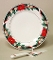 Tienshan Deck The Halls Cake Plate & Server