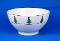 Debbie Mumm Magic of Santa All Purpose Cereal Bowls