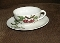 Orchard Ware Hollywood Ware Cherry Cup & Saucer
