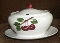 Orchard Ware Hollywood Ware Cherry Gravy Boat