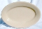 Buffalo China Restaurant Tan  Oval Serving Platters