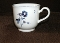 Noritake Blue Chintz Keltcraft Tea Cups